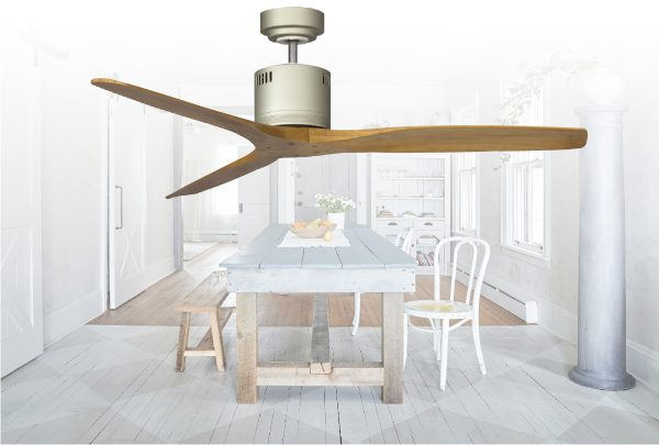 ritter dc solid wood bn