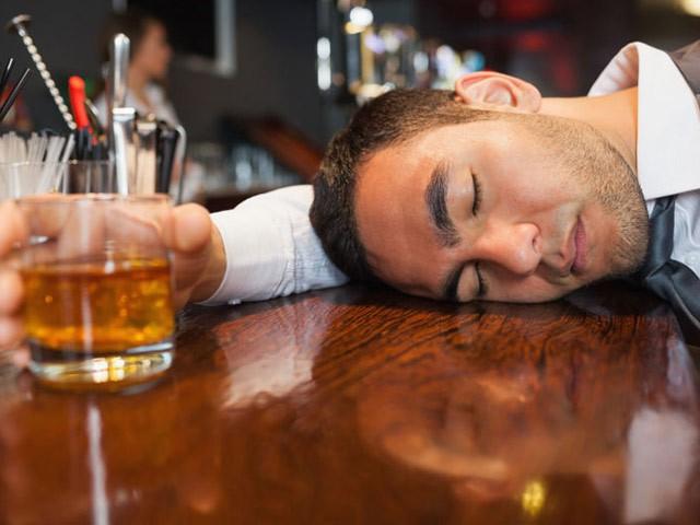 sử dụng điều hòa khi đang say